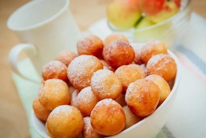 Творожные пончики жареные в масле — очень вкусные рецепты пончиков из творога
