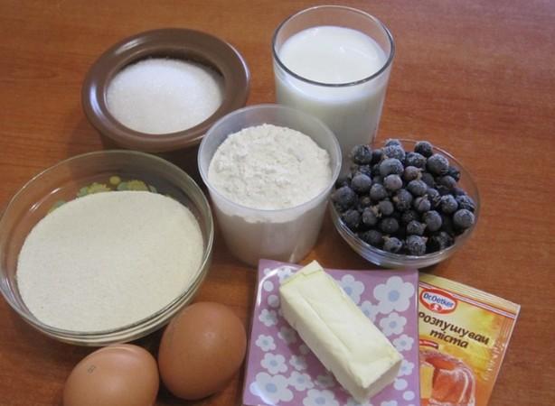 Абрикосовый манник на молоке - рецепт пошаговый с фото