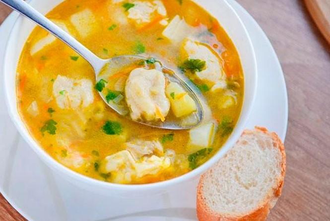 супы рецепты с фото простые и вкусные с клецками