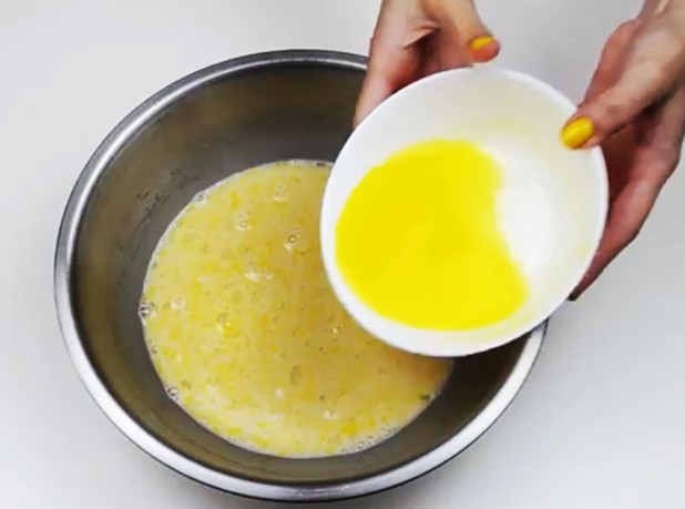 Плюшки с сахаром - рецепт пошаговый с фото