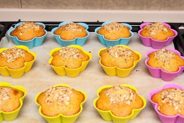 Кексы в силиконовых формочках: Топ-6 простых рецептов кексов в духовке