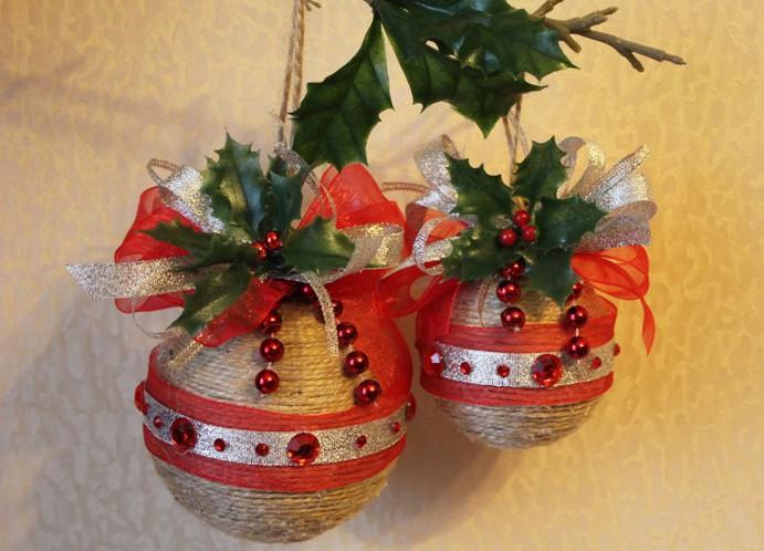 Как сделать новогодние игрушки на елку из бумаги и подручных средств? Лучшие идеи для детей