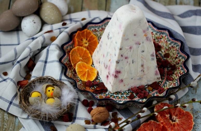 Творожная Пасха без выпечки: 4 царских рецепта в домашних условиях