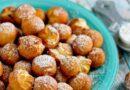 Пончики на сгущенке — быстро и вкусно